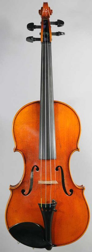 Rudolph Fiedler, Copy of Joseph Guarnerius 1733 Violin - 2006