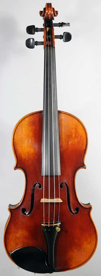 Eugen Meinel Violin, Copy of 1725 Stradivarius - c.1930