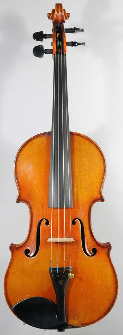Ernst Heinrich Roth Violin, Copy of 1718 Stradivarius - 1926