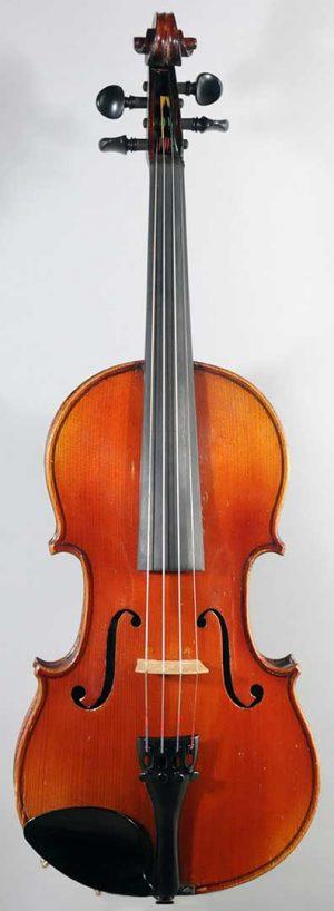 Vuillaume Label 3/4 Size Violin - c.1900