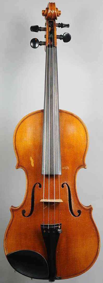 Josef Metzner Violin - 1920