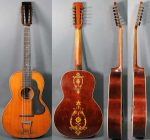 Regal? 12 String Guitar - c.1930