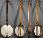 Fairbanks / Vega Custom Tubaphone Plectrum Banjo - 1920