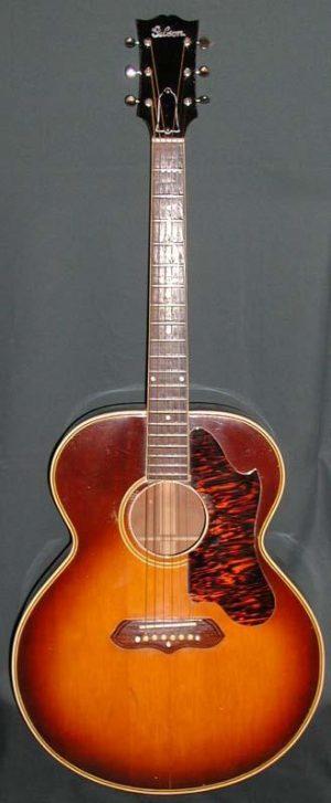 Gibson SJ-100 - 1940