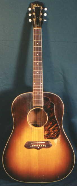 Gibson J-55 - 1941