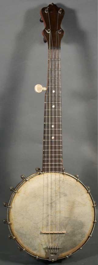Lyon & Healy Pony Banjo - c.1900