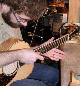 Setting Up Guitars