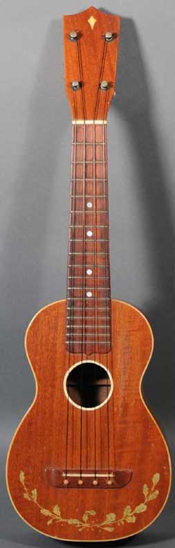 Washburn Model 5317 Soprano Ukulele