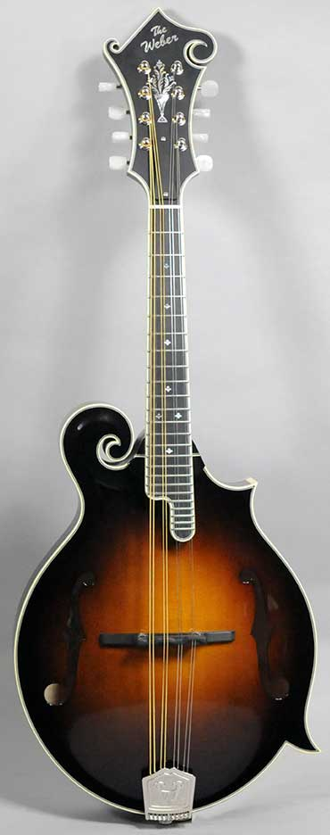 Weber Yellowstone F Mandolin