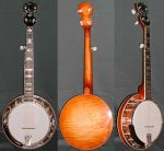 Dale Small C Scale Banjo