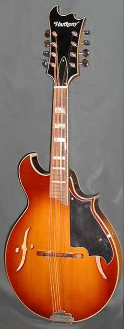 Harmony H-8025 Mandolin - c.1970