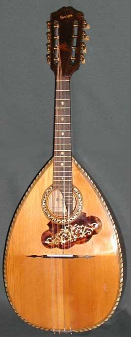 Rene Gerome Mandolin - 1930s