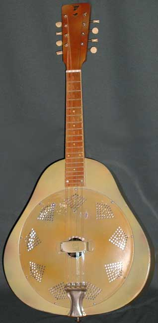National Triolian Mandolin - 1929