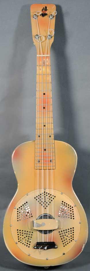 National Triolian Soprano Ukulele - 1929