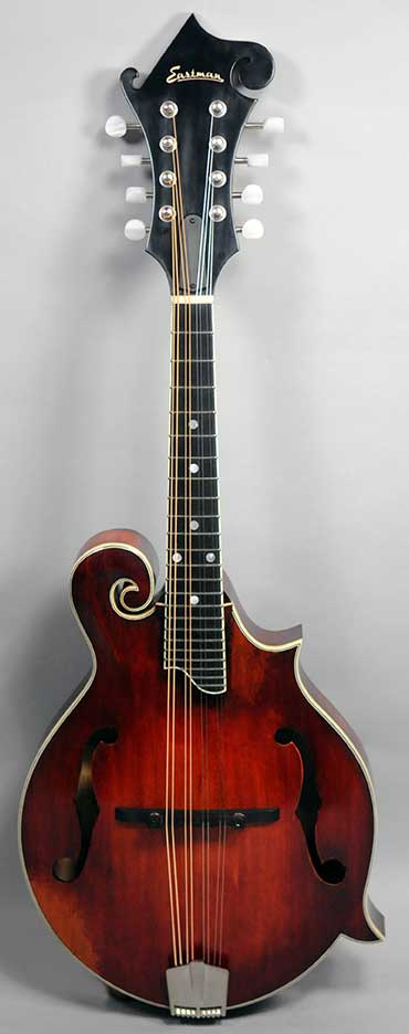 Eastman MD515/v Varnish Finish Mandolin