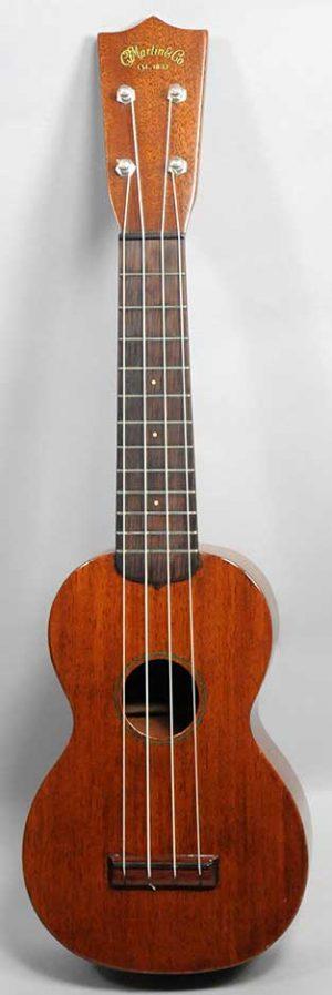 Martin Style 0 Soprano Ukulele - 1950s