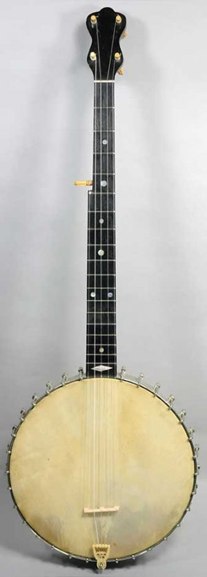 A. C. Fairbanks Banjo, Fairbanks and Cole No. 0 - c.1892