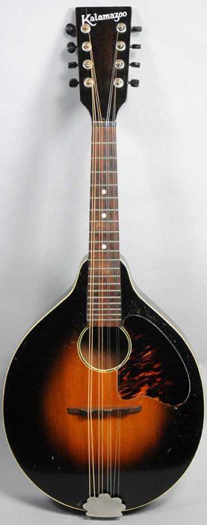 Kalamazoo KM-11 Mandolin - c.1935
