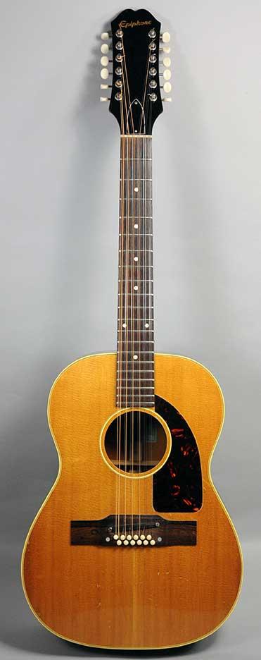 Epiphone FT-85 Serenader - 1964