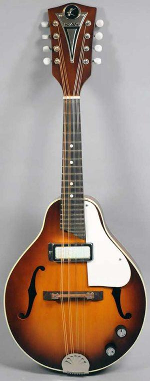 Kay Electric Mandolin - c.1965
