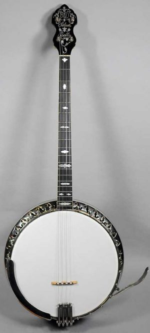 Bacon and Day Silver Bell No. 1 Tenor Banjo - c.1926