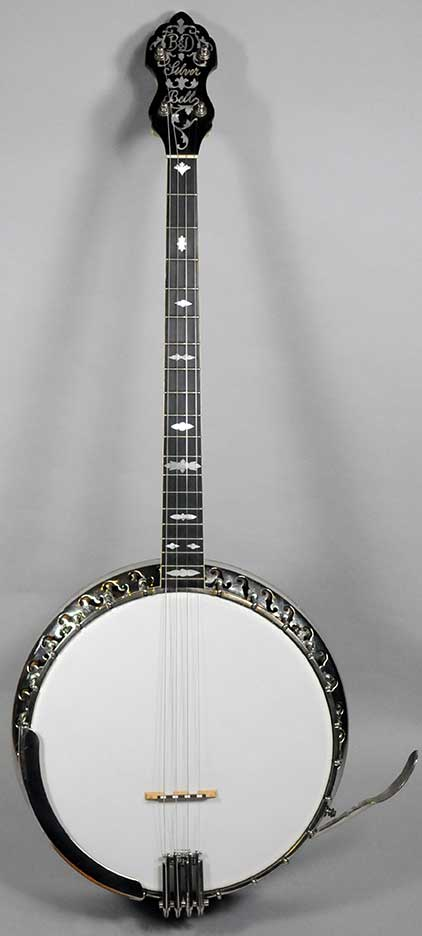 Bacon and Day Silver Bell No  1 Tenor Banjo - c 1926