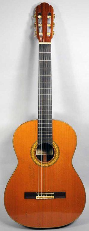 Masaki Sakurai No. 10 Classical Guitar - 1976