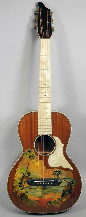 Stromberg Voisinet Guitar - c.1930