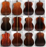 Bourgeois Guitars - As Seen from the Back